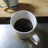 ニンニクコーヒー