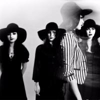 【ゴス系女子図鑑】#2 黒衣のガレージ女子『ブラック・ベルズ(THE BLACK BELLES)』