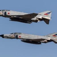 2月28日 百里基地 F-4編