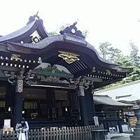 春の日に香取神宮詣で