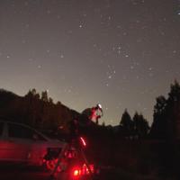 17/02/25  三峰ヘリポート 冬の陣は惨敗…。 part5 M97 ふくろう星雲(NGC3587)