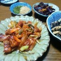 10月21日(金)酢豚