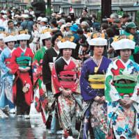 会津田島祇園祭り<開催!