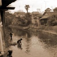 TV放送される 昭和の柳川写真
