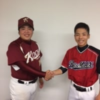 初登場!野球部長の横田です。