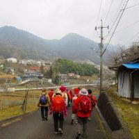 3 長者山(571m:安芸区)登山 具体的登山口の表示も