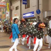 【獅子踊り】