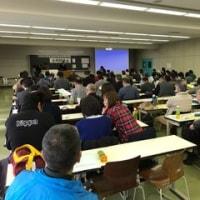 地域福祉の研修会にて