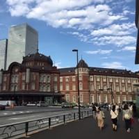 東京駅周辺ウォーキング