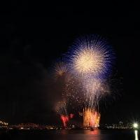 第46回みなとこうべ海上花火大会 2016.08.06