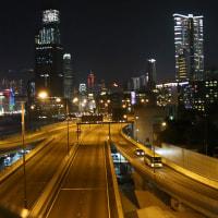 香港 オープントップバス乗車 2