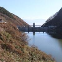 浅川ダム試験湛水54日