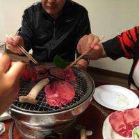家族で焼き肉