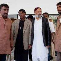 イエメンで10年間収監されていた漁民が帰還した  パキスタン