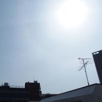 東京の今朝の天気(3月25日):晴れ?