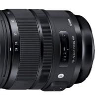 SIGMA 24-70mm F2.8 DG OS HSM 発売日・価格決定