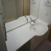 いつでもきれいでありたいという声に応える設備、機能の洗面台
