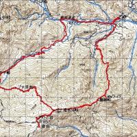 スマホGPSとGarmin製 GPSの標高データの比較検討