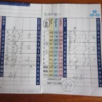 宮崎国際ゴルフ倶楽部で89出ました❢