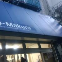 D-Makersで一人マルシェします