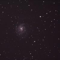 17/04/29  三峰ヘリポート 春の陣は如何に…。 part5 遅ればせながら「おおぐま座のM101 (NGC5457)  渦巻銀河」です!