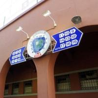神宮球場に行ってきました。