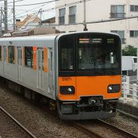 2016年10月22日 東急東横線 自由が丘 東武 51071F