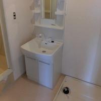 千葉県市川市 INAX 洗面台 FSN-600型 部品供給不可 交換