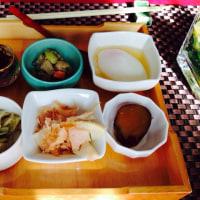 大山レークホテルの朝食☆
