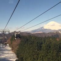 箱根・富士へ