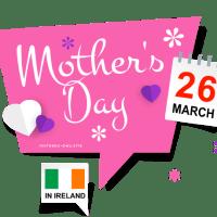 アイルランド: Mother's Day