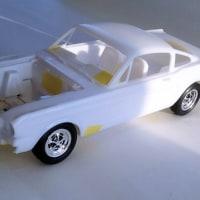 Revell社 1/24 Shelby Mustang GT350H 2回目