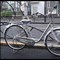 ★お買い上げ・新車・サカモト・エステックエイト26・3段ギヤ・LEDオートライト・シルバー