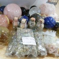 天然工房 聖和堂さんの天然石アクセサリー手作り体験&販売☆レンタルボックスのフリマボックスミオカ店