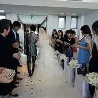 〝びっくりポン〟の結婚式