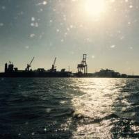 富山湾  クルージング