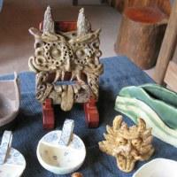 さくらの家陶芸展