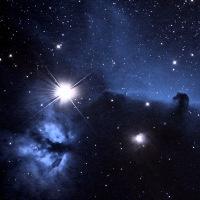 オリオン座 馬頭星雲  2016年12月24日