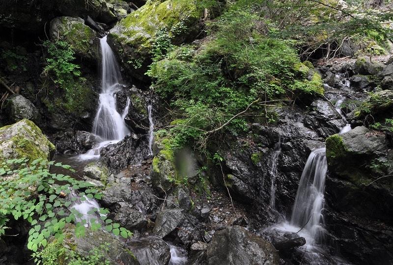 舟ノ川の滝
