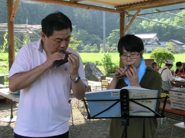洋介さんと西田さん
