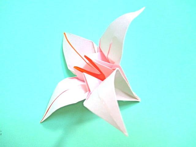 ハート 折り紙 折り紙 ゆり 作り方 : blog.goo.ne.jp
