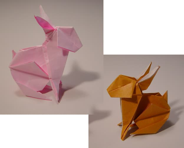 簡単 折り紙 バッタ 折り紙 : divulgando.net