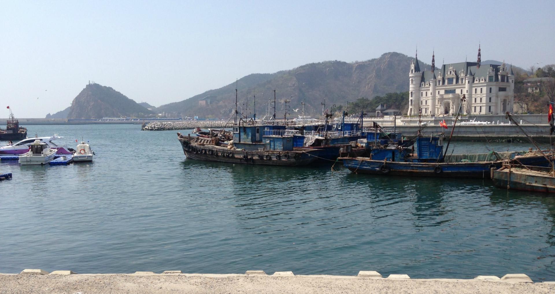 HBD in Liaodong Peninsula