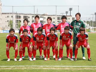 関東サッカーリーグ後期6節 流通 関東サッカー1部リーグ 前期 第6節 流経大FC vs クラブ