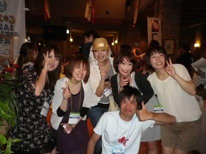 Date-FMの名護ひと美さん、FMふくしま矢野真未さん、FM秋田の村井絵美さん、FM山形の大屋
