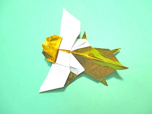 花 折り紙:折り紙作家-blog.goo.ne.jp