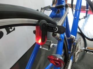 自転車の 発電 自転車 ライト : ... リヤライト - 三沢自転車商会