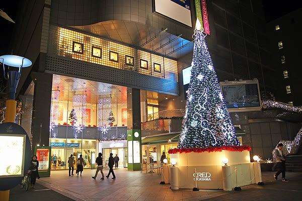 クレド岡山 クリスマスツリー2016
