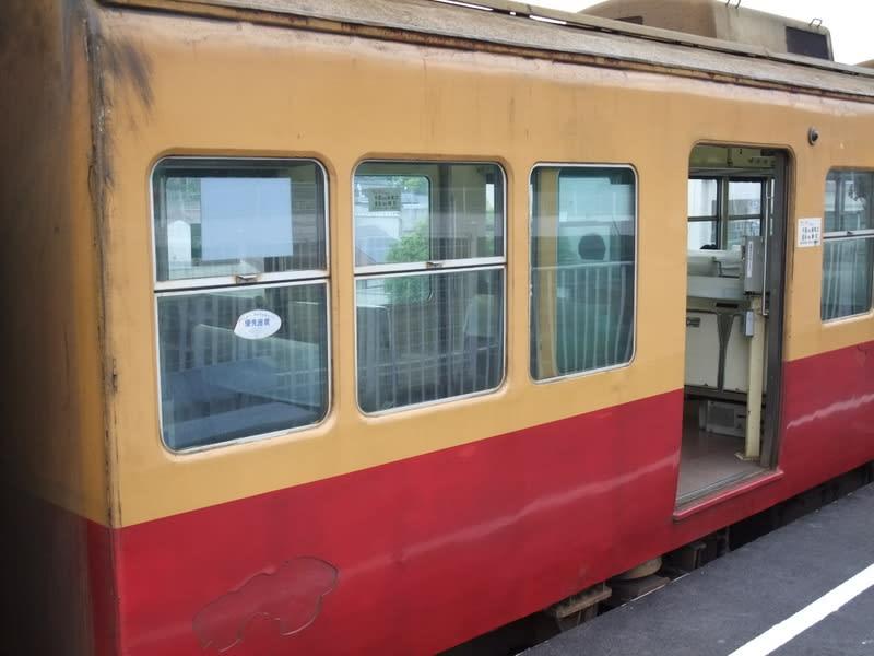 大井川鐵道3000系