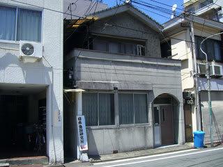 中区薬研堀の日本舞踊研究所